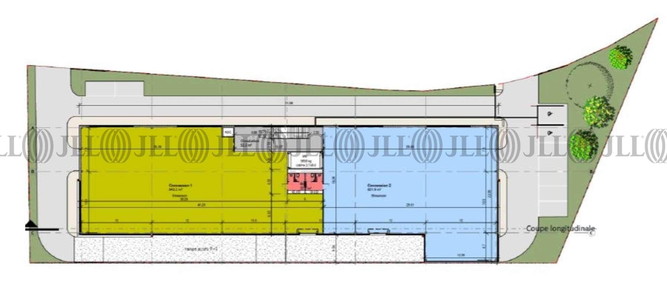 Activités/entrepôt Venissieux, 69200 - LOCATION ACHAT BATIMENT MIXTE VENISSIEUX - 10898682