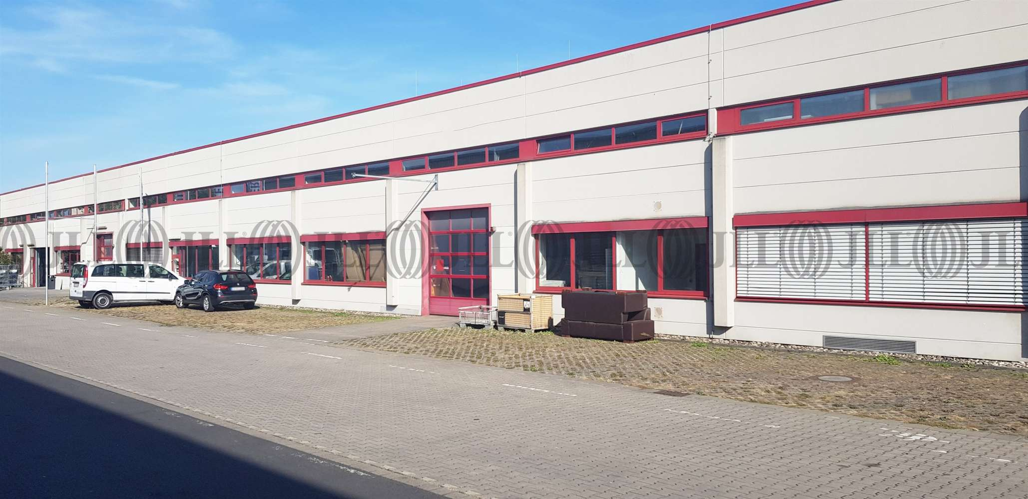Hallen Offenbach am main, 63073 - Halle - Offenbach am Main, Bieber - F2706 - 10899776