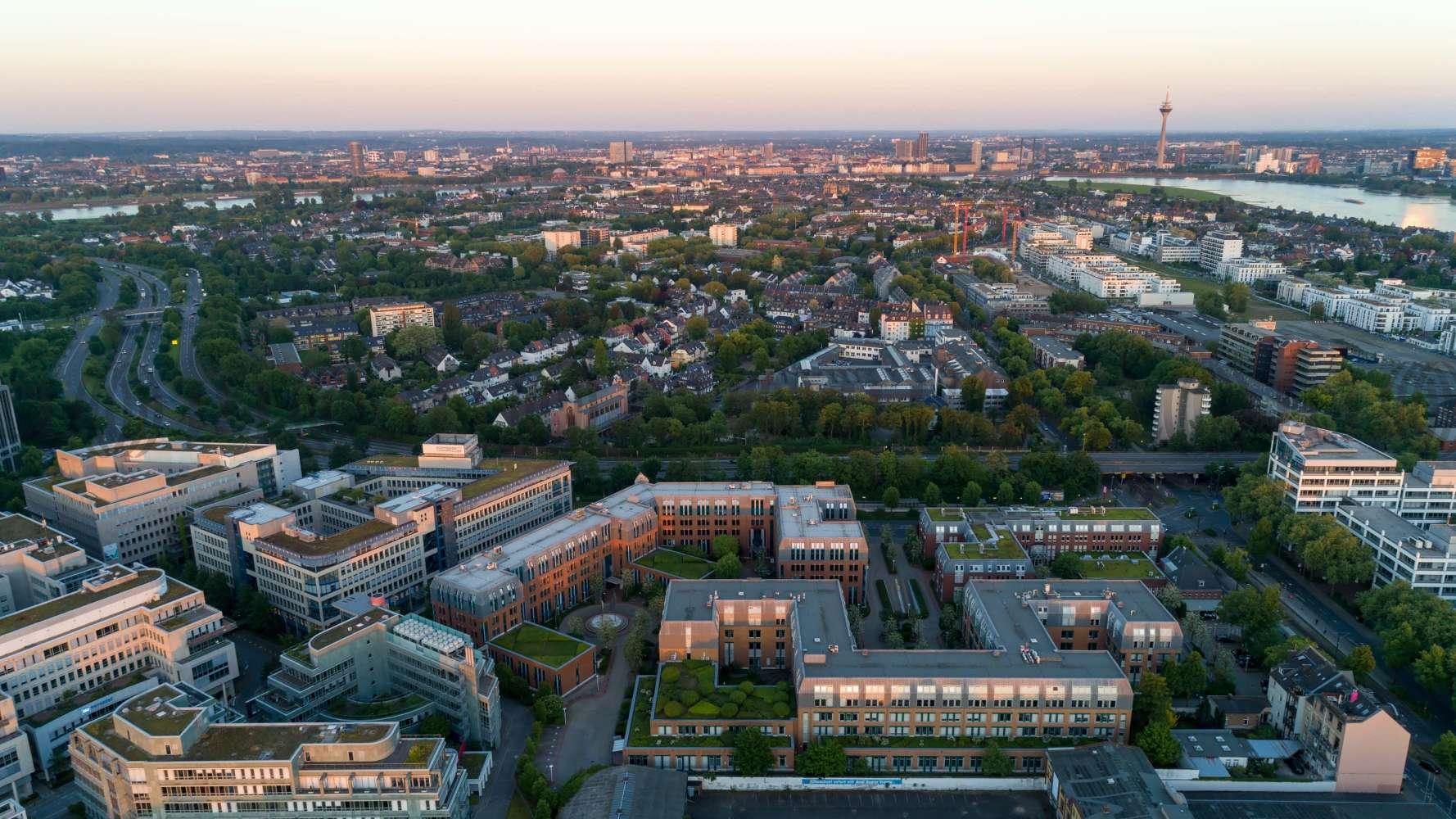 Büros Düsseldorf, 40547 - Büro - Düsseldorf, Heerdt - D0824 - 10901448