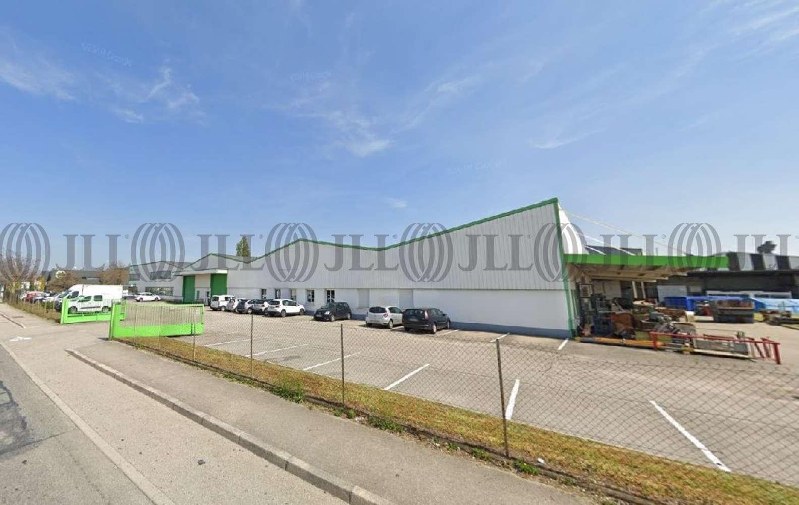 Activités/entrepôt Chassieu, 69680 - LOCATION BATIMENT LYON EST - CHASSIEU - 10901557