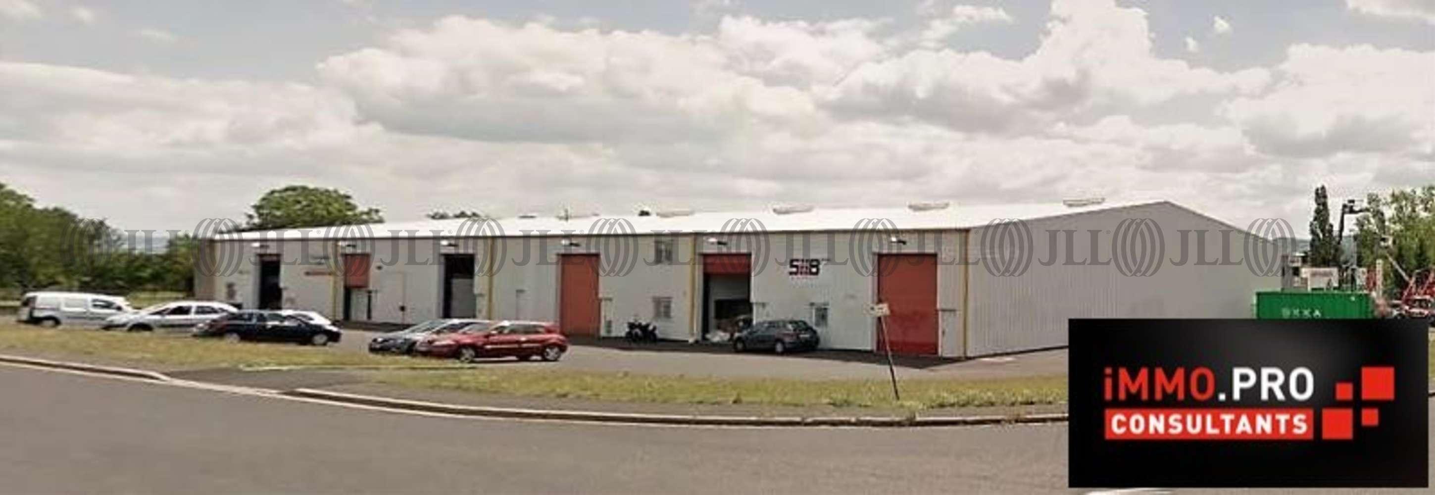 Activités/entrepôt Cournon d auvergne , 63800 - RUE DIEUDONNÉ COSTES - 10903069