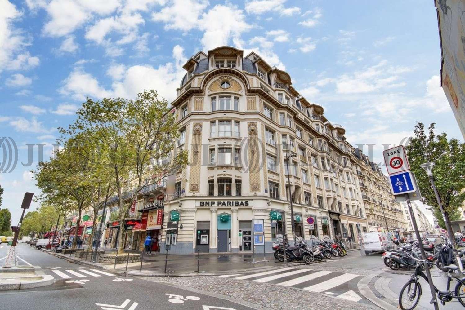 Bureaux Paris, 75010 - 1 RUE DE METZ - 10913193
