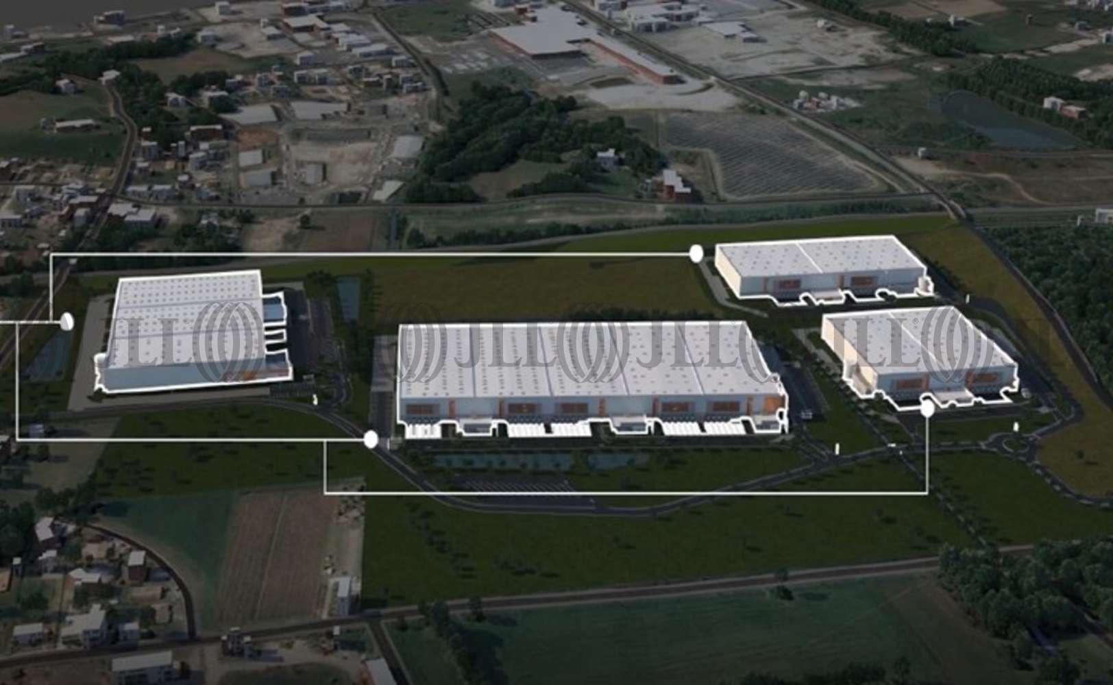 Plateformes logistiques St loubes, 33450 -  CHARTRAN