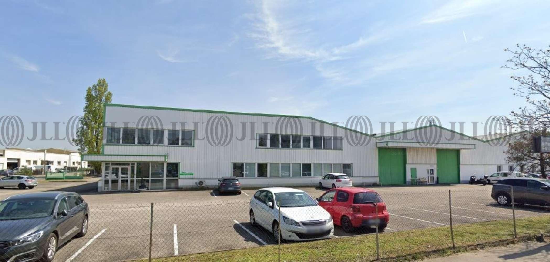 Activités/entrepôt Chassieu, 69680 - LOCATION BATIMENT LYON EST - CHASSIEU - 10915477