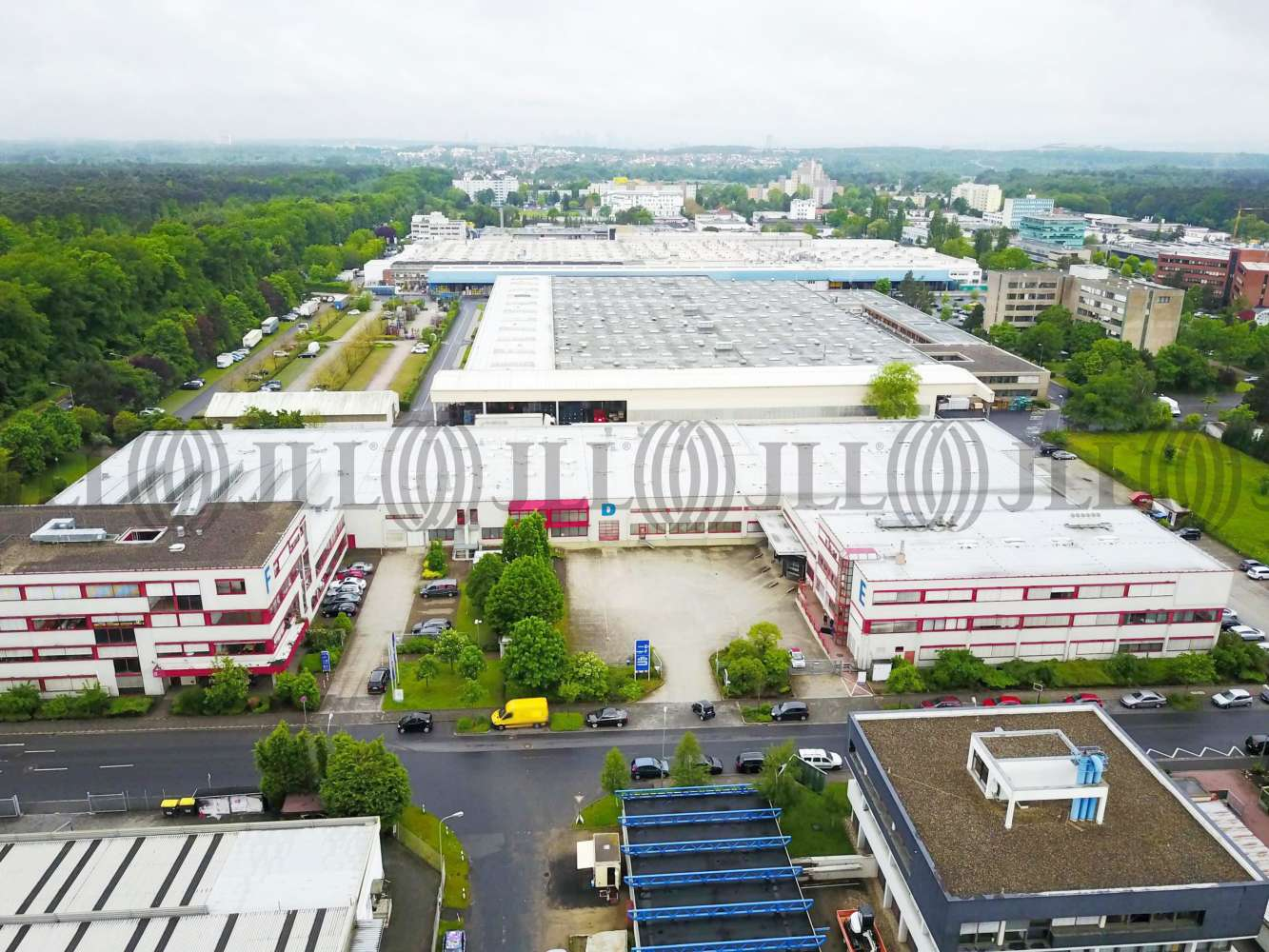 Hallen Offenbach am main, 63073 - Halle - Offenbach am Main, Bieber - F0158 - 10918810