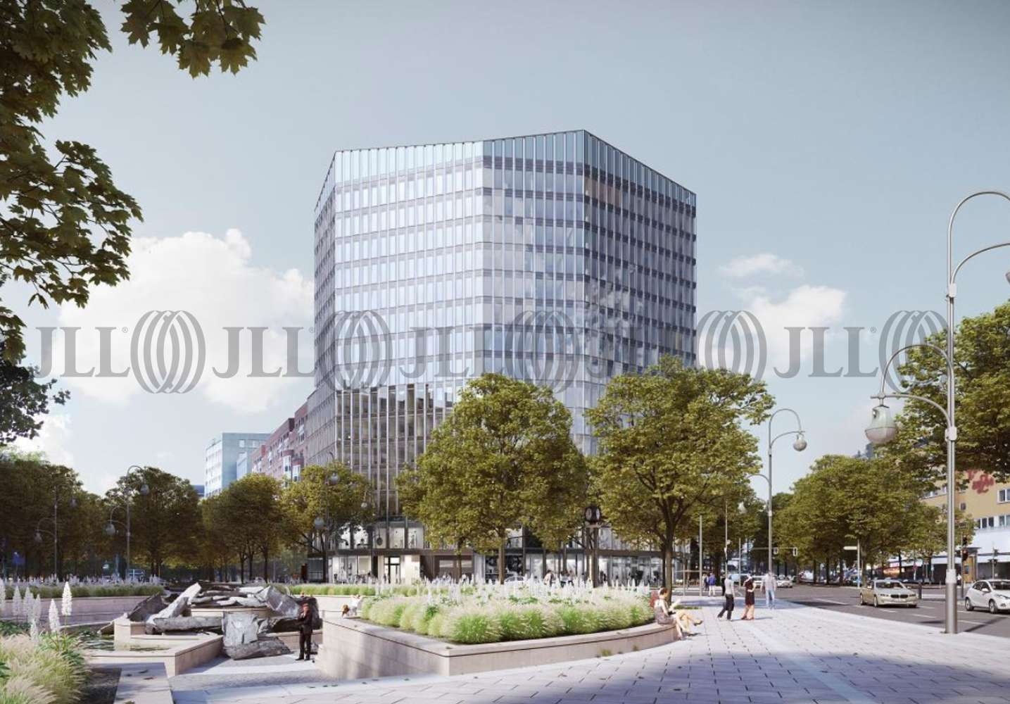 Büros Berlin, 10787