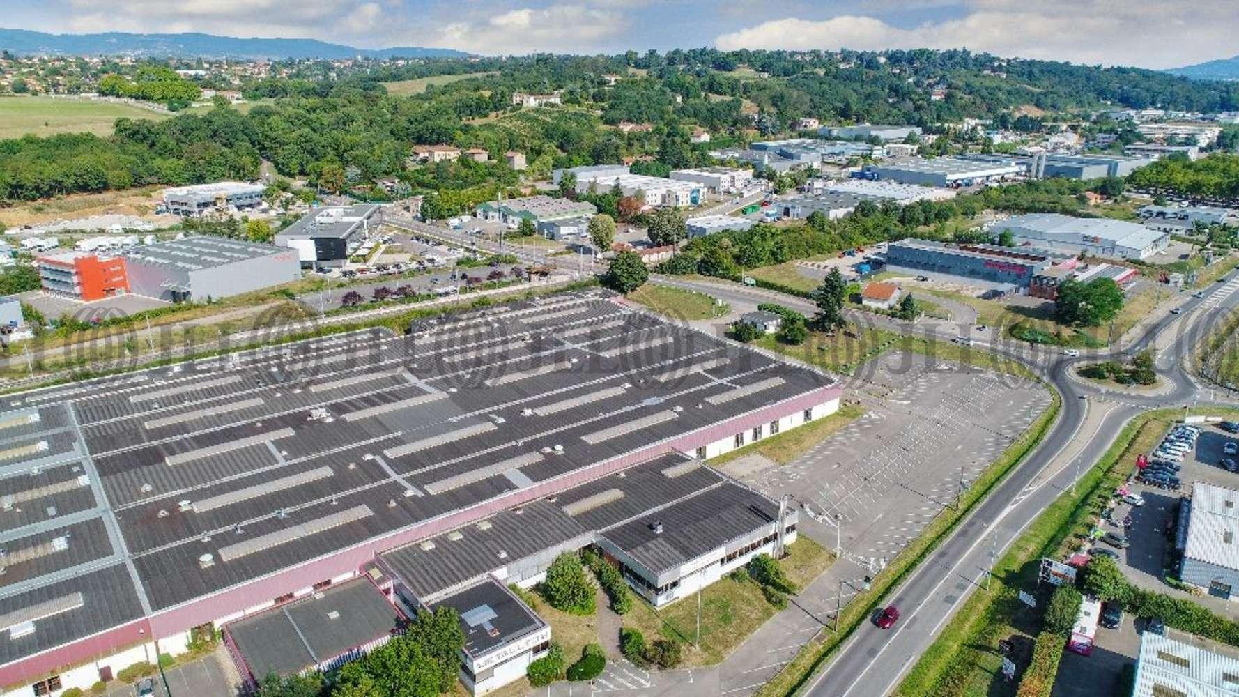 Activités/entrepôt Chaponost, 69630 - Location locaux d'activité Chaponost - 10923451