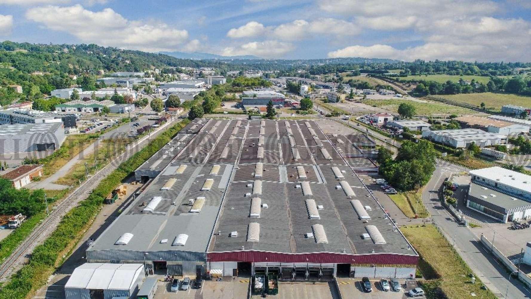 Activités/entrepôt Chaponost, 69630 - Location locaux d'activité Chaponost - 10923455
