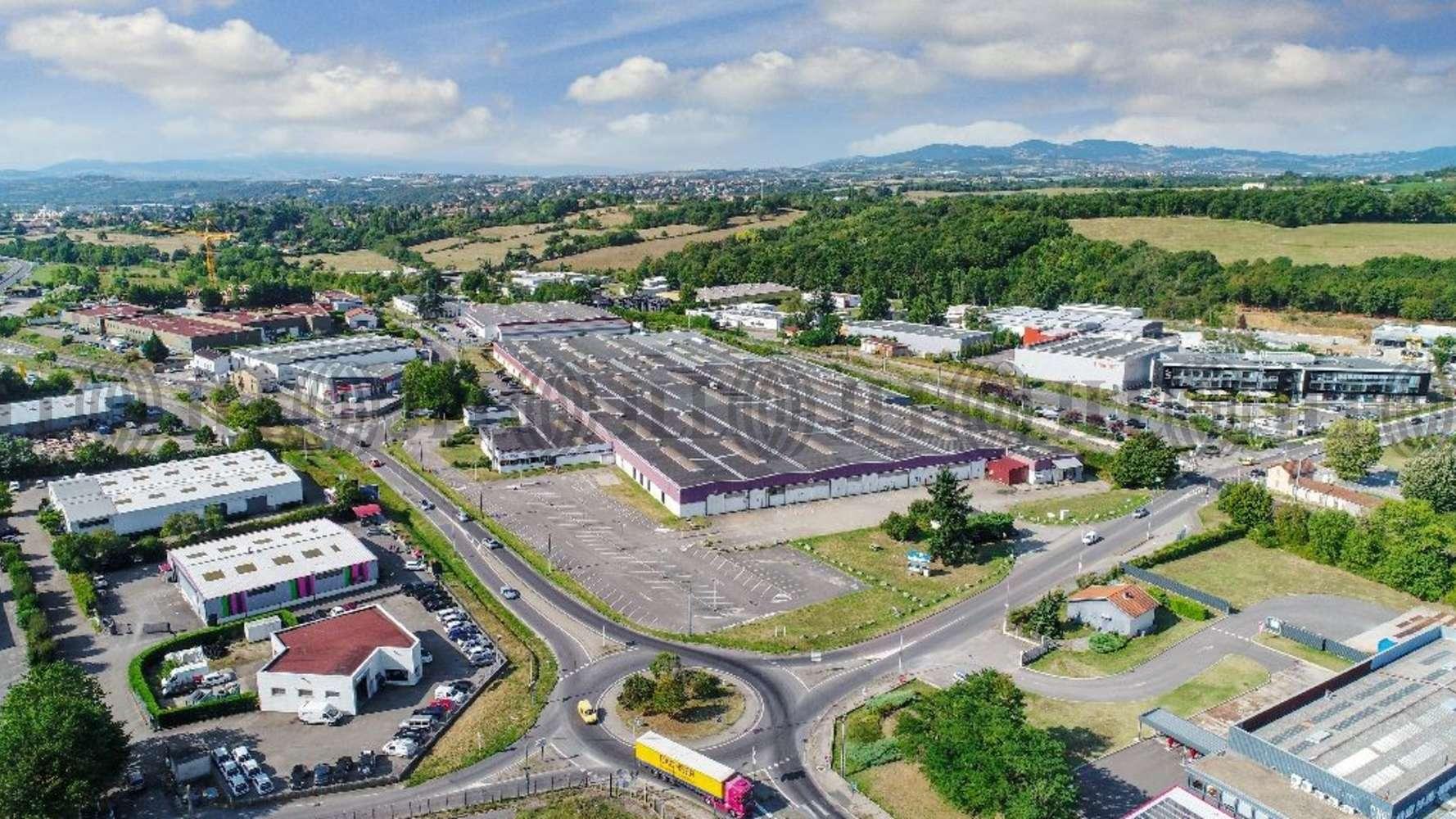Activités/entrepôt Chaponost, 69630 - Location locaux d'activité Chaponost - 10923456