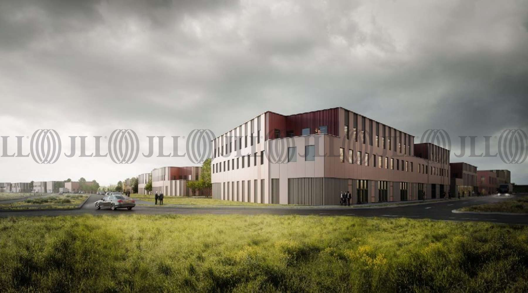 Activités/entrepôt Tremblay en france, 93290 - AEROLIANS BUSINESS CLUSTER - B6 - 10924137
