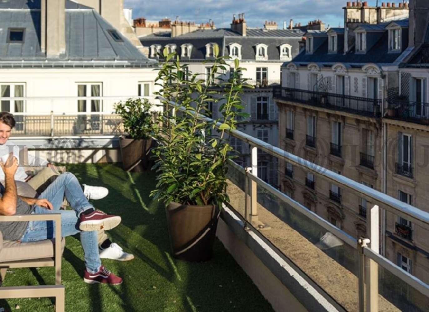 Bureaux Paris, 75008 - MORNING COWORKING MONCEAU