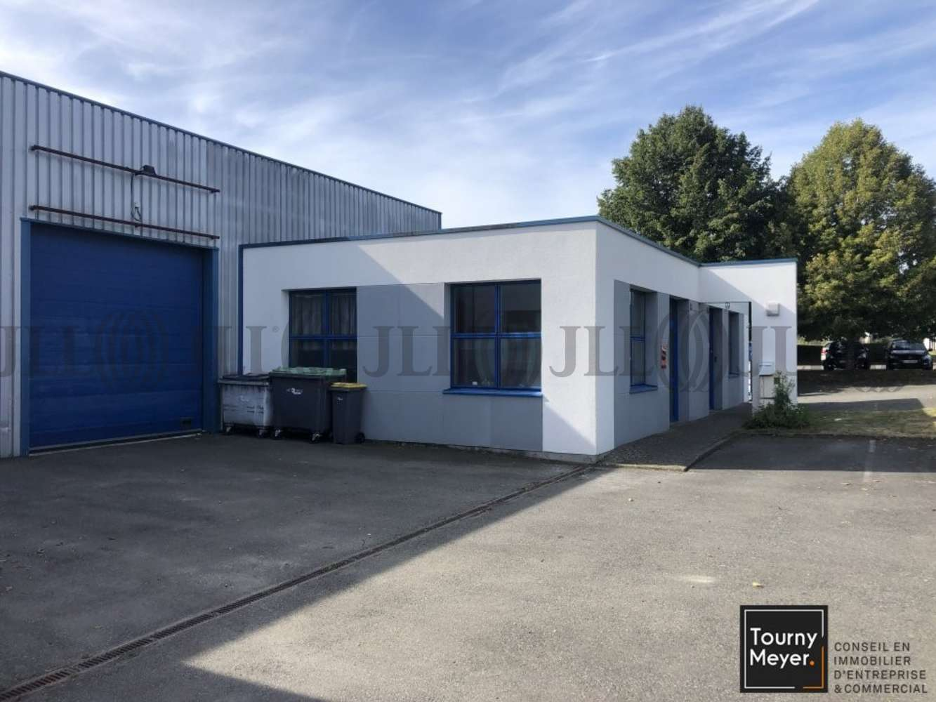Activités/entrepôt Rennes, 35000 - 18 RUE DE LA TREMBLAIE - 10933178