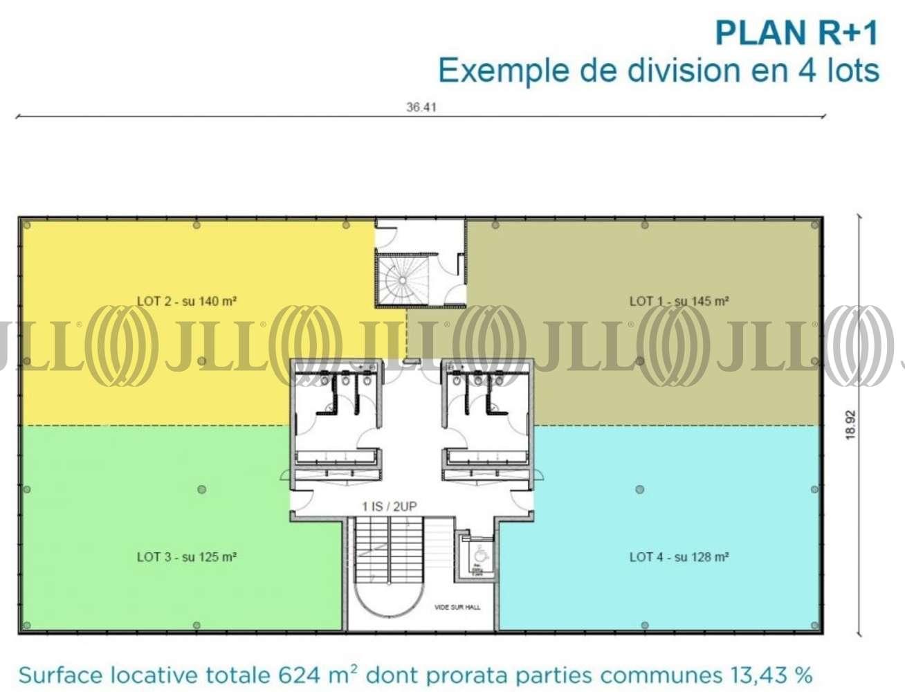 Bureaux Toulouse, 31300 - 9 RUE DU PROFESSEUR PIERRE VELLAS