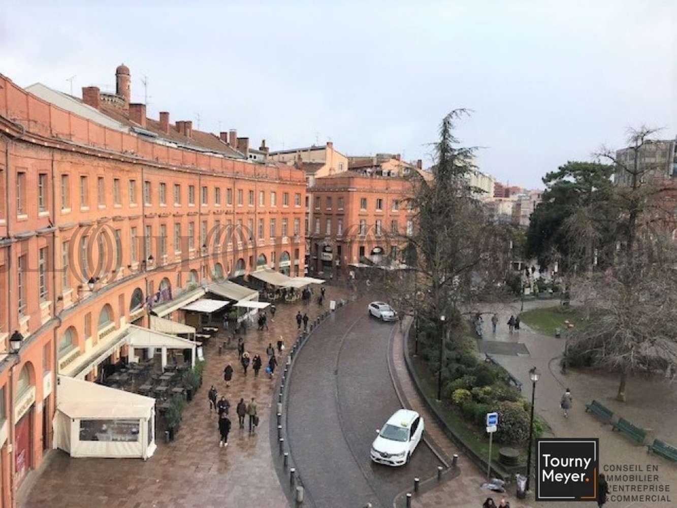Bureaux Toulouse, 31000 - 10 PLACE WILSON