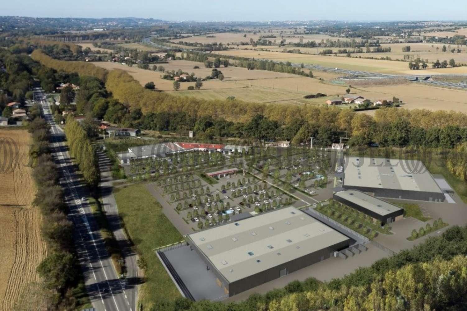 Activités/entrepôt Montgiscard, 31450