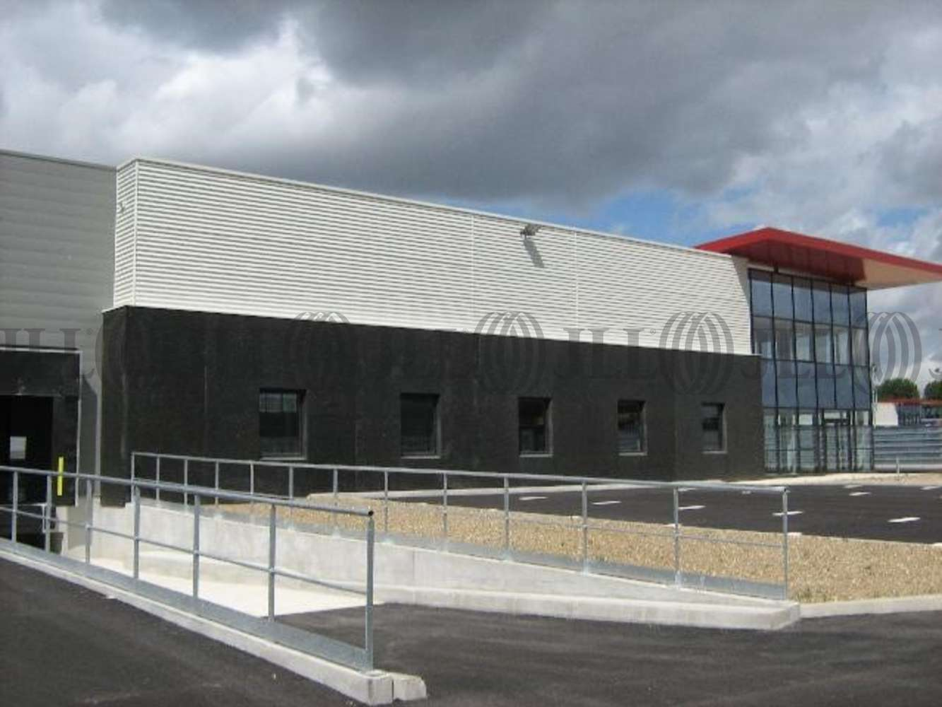 Activités/entrepôt La courneuve, 93120 - SEGRO BUSINESS PARK LA COURNEUVE - 10938755