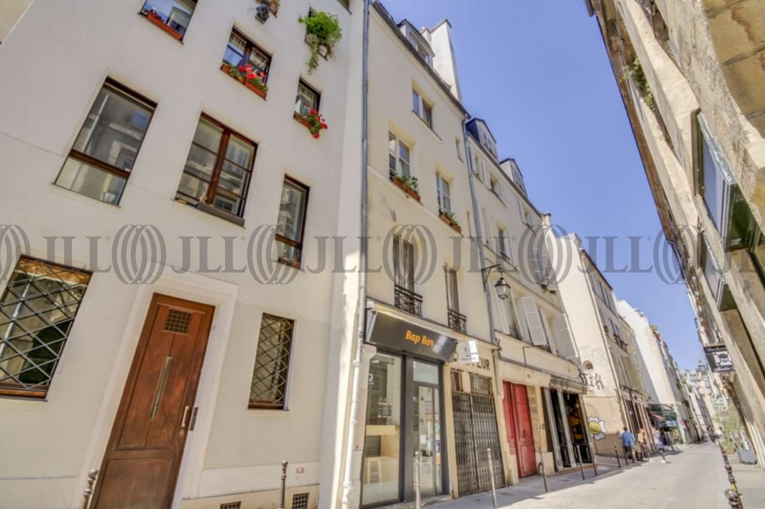 Bureaux Paris, 75004 - 55-57 RUE QUINCAMPOIX - 10941252