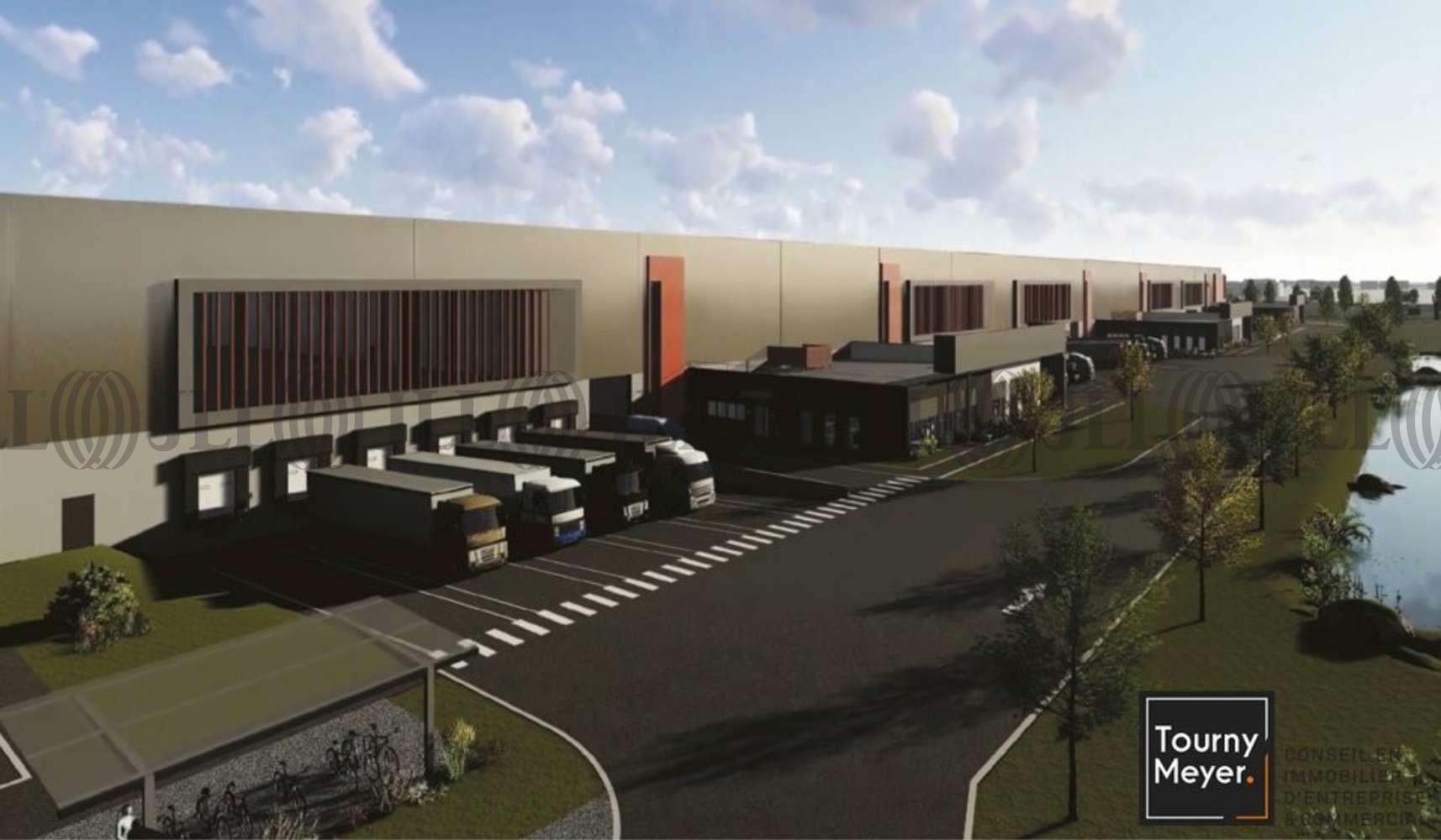 Activités/entrepôt St loubes, 33450 - PARC LOGISTIQUE A CONSTRUIRE-CLASSE A - 10942271