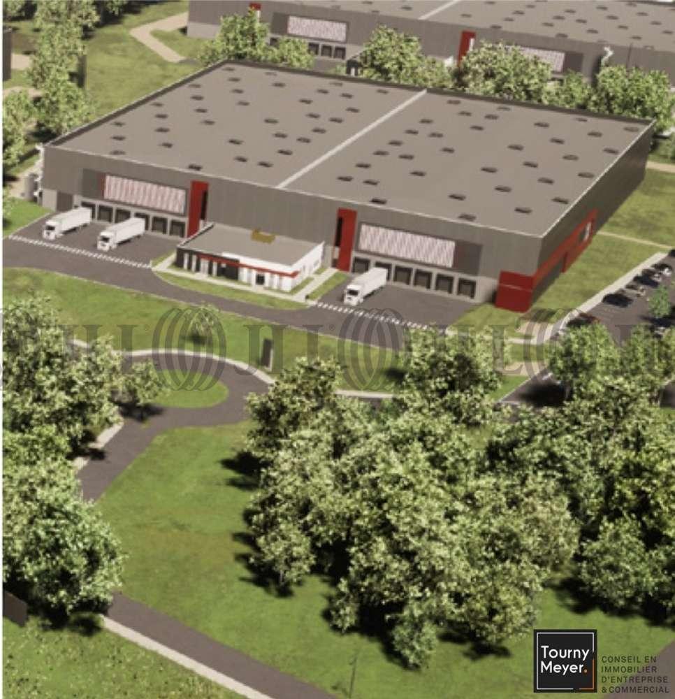 Activités/entrepôt St loubes, 33450 - PARC LOGISTIQUE A CONSTRUIRE-CLASSE A - 10942273