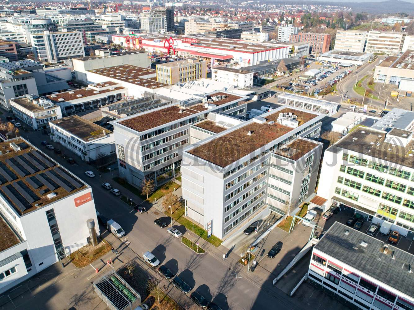 Büros Stuttgart, 70565 - Büro - Stuttgart, Möhringen - S0070 - 10944047