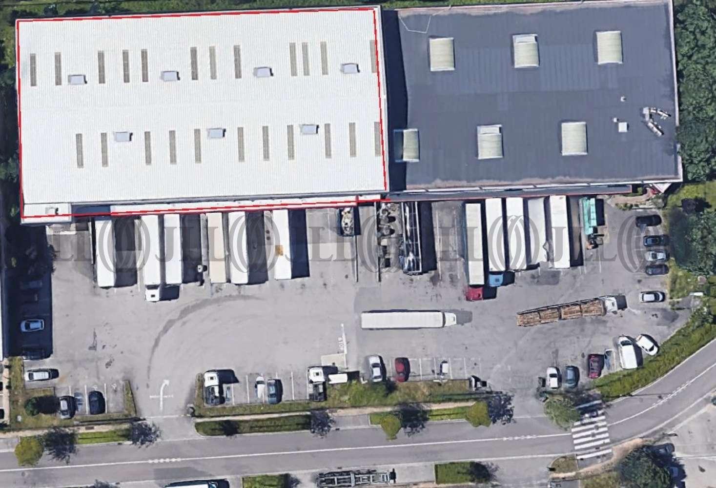 Plateformes logistiques Mions, 69780 - ENTREPOT À LOUER LYON SUD EST