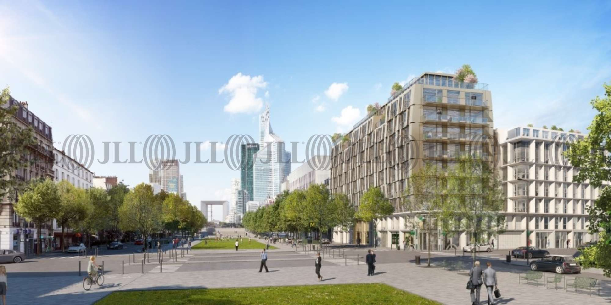 Bureaux Neuilly sur seine, 92200 - LE 168