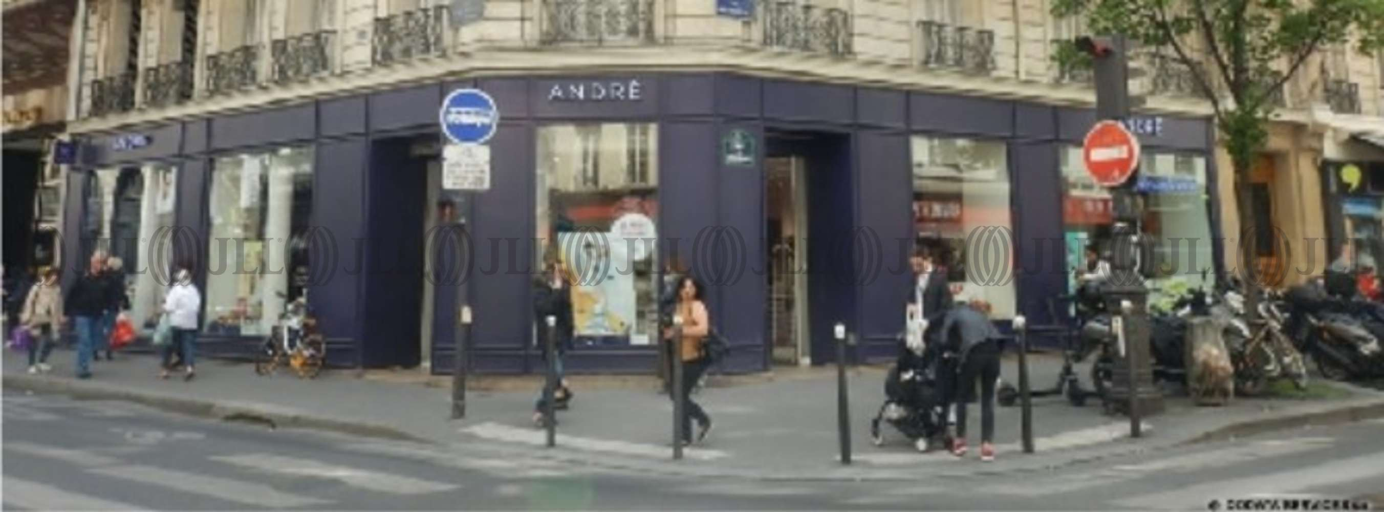 Commerces Paris, 75009 - ANDRE