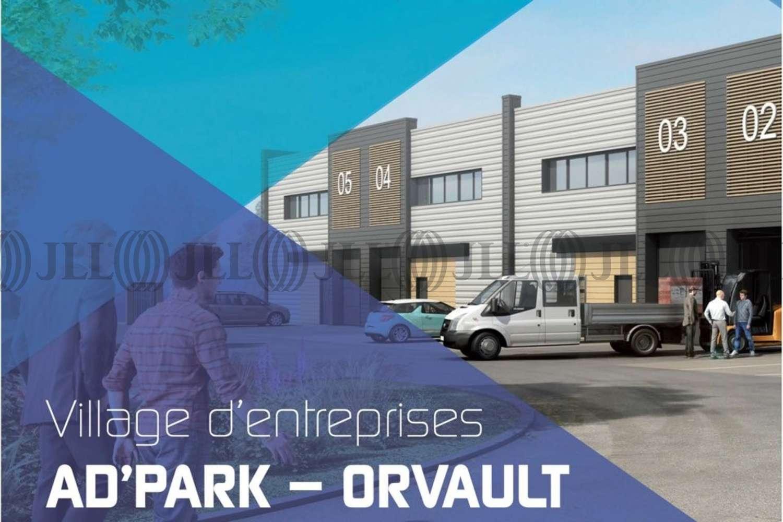 Activités/entrepôt Orvault, 44700