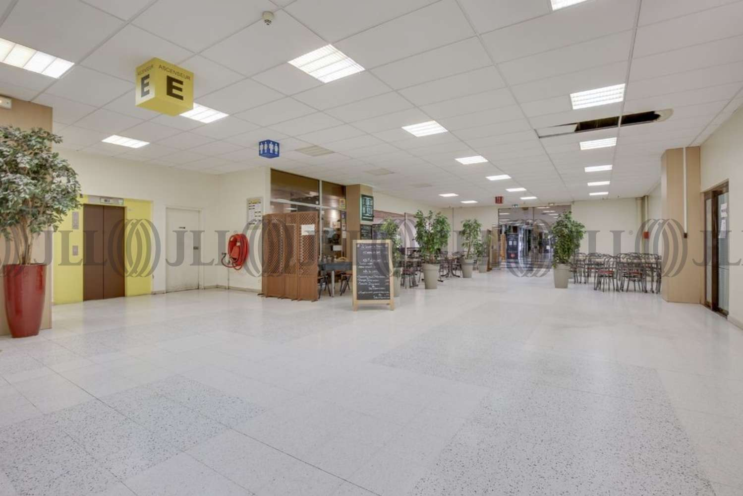 Bureaux Cergy, 95000 - ZAC GRAND CENTRE