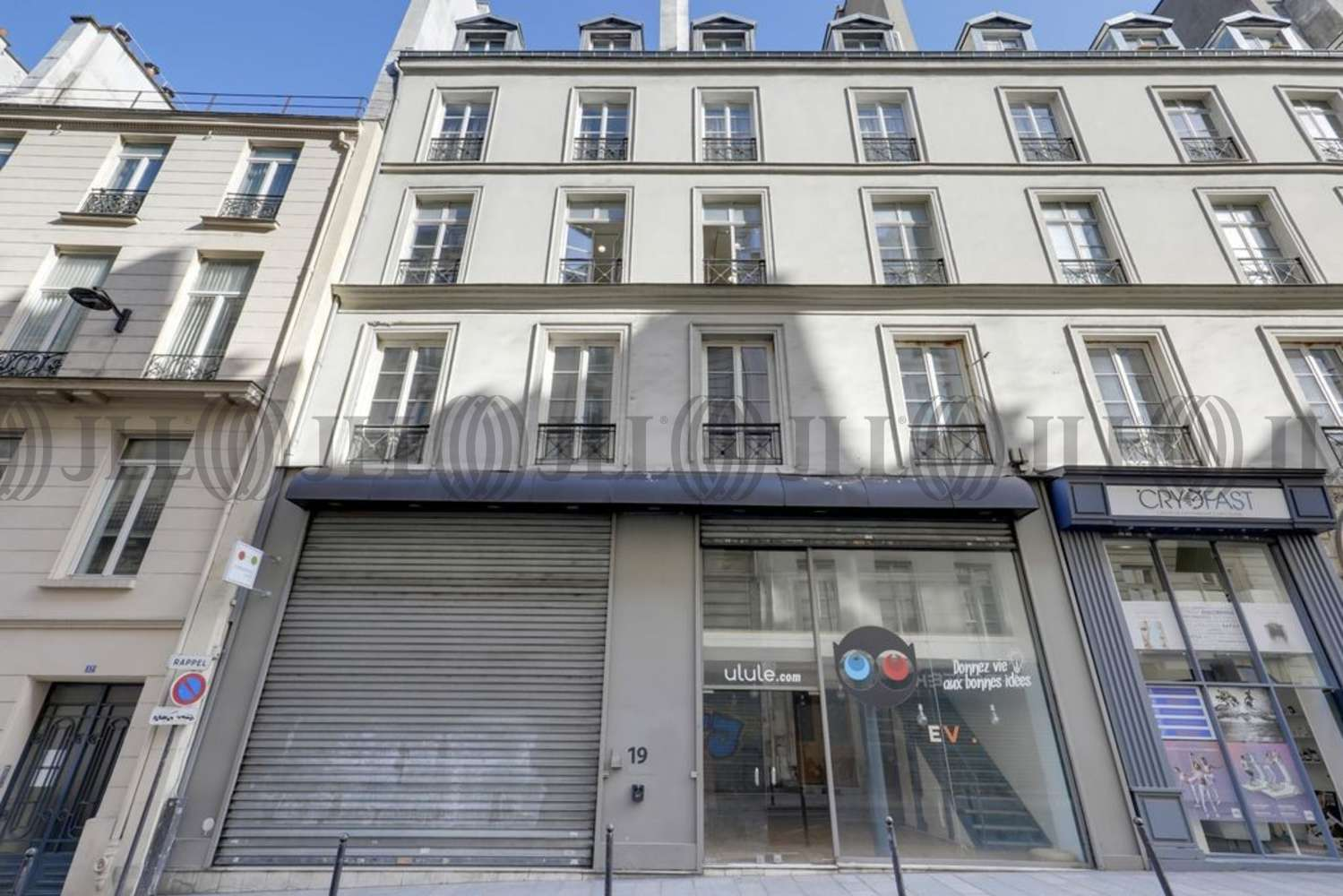 Bureaux Paris, 75002 - 19 RUE DE CLERY