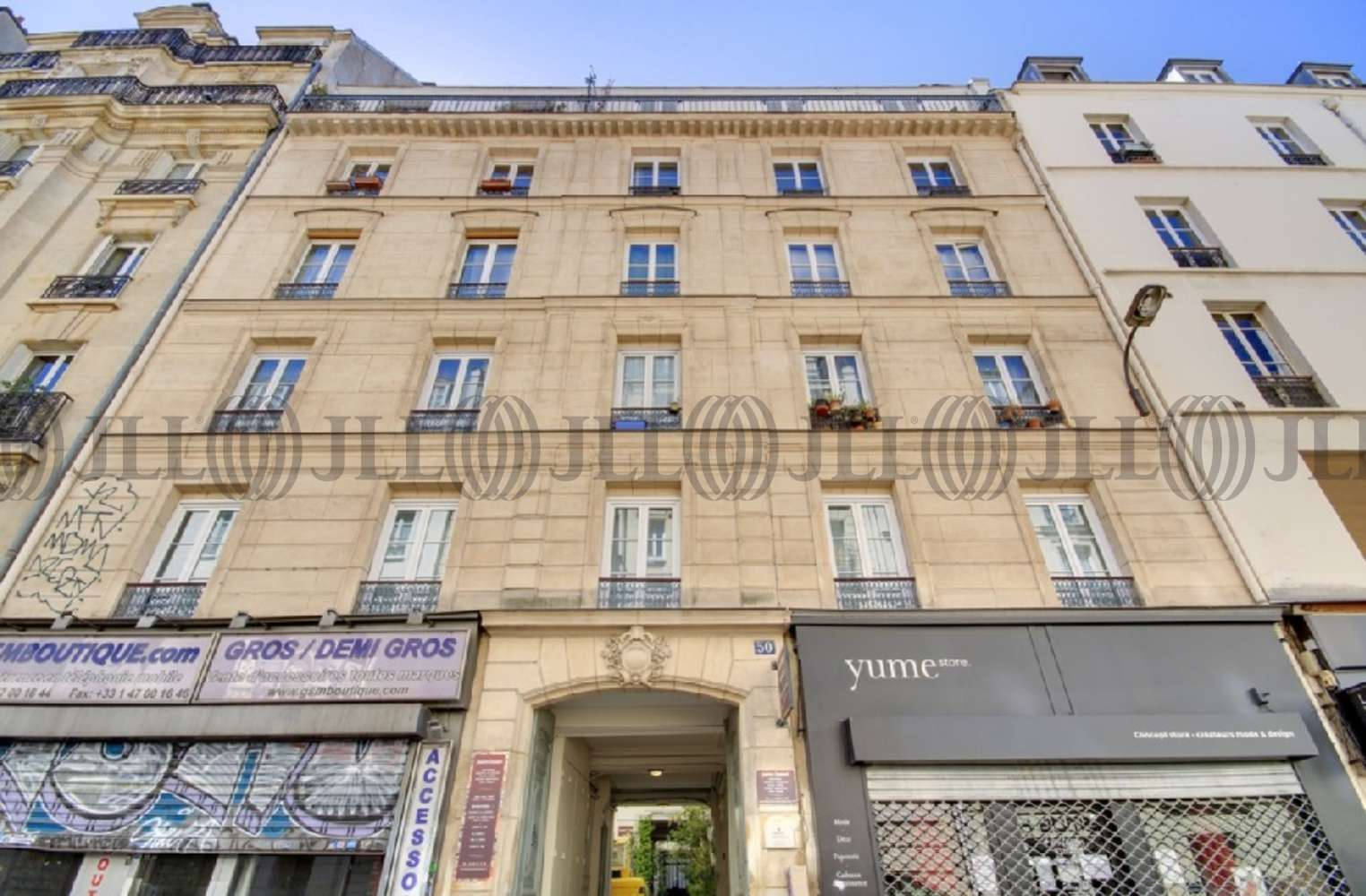 Bureaux Paris, 75011 - 50 RUE JEAN PIERRE TIMBAUD