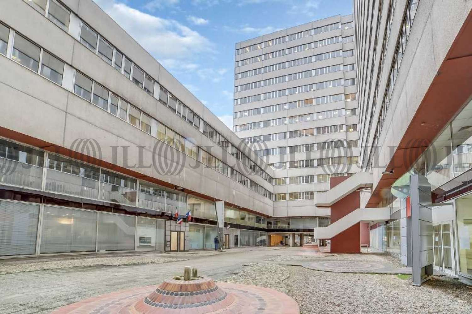 Bureaux Lyon, 69003 - LE BRITANNIA