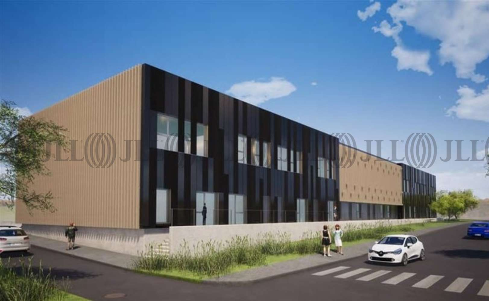 Bureaux Champs sur marne, 77420 - WOODWORK
