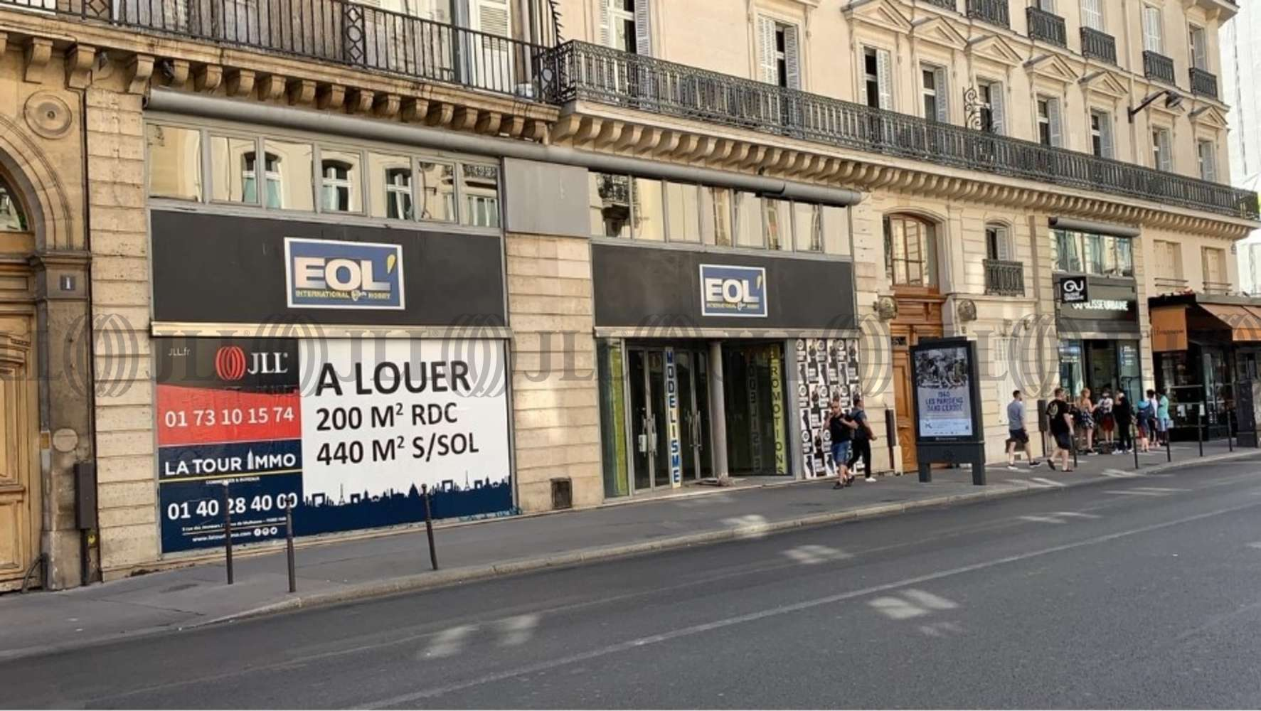 Commerces Paris, 75001 - LOCAL COMMERCIAL (EX EOL)