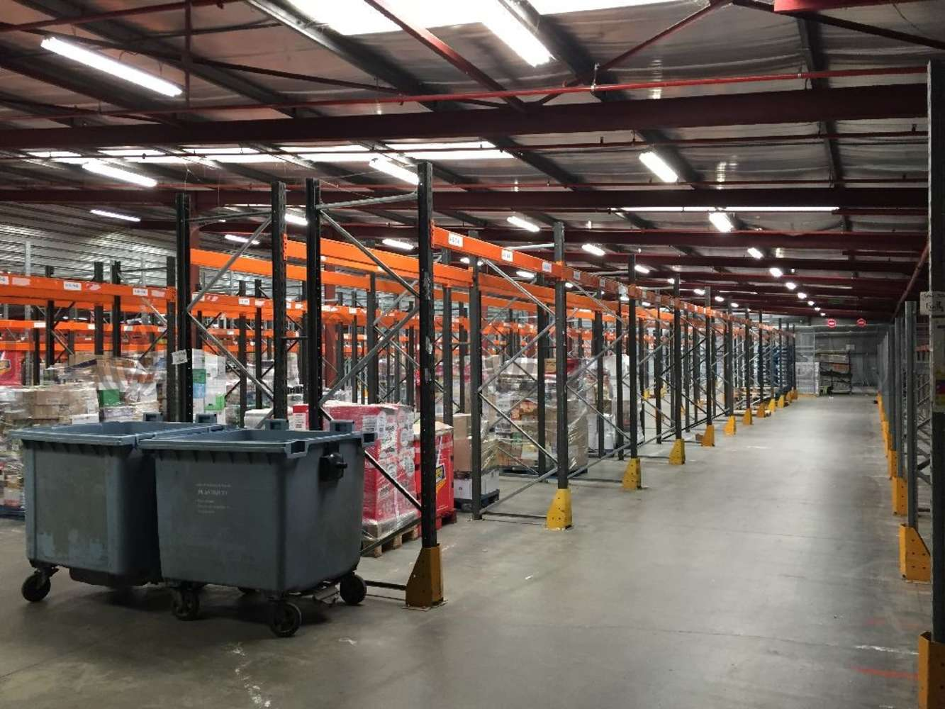 Plateformes logistiques Laiz, 01290 - Entrepôt logistique à louer - Ain (01)