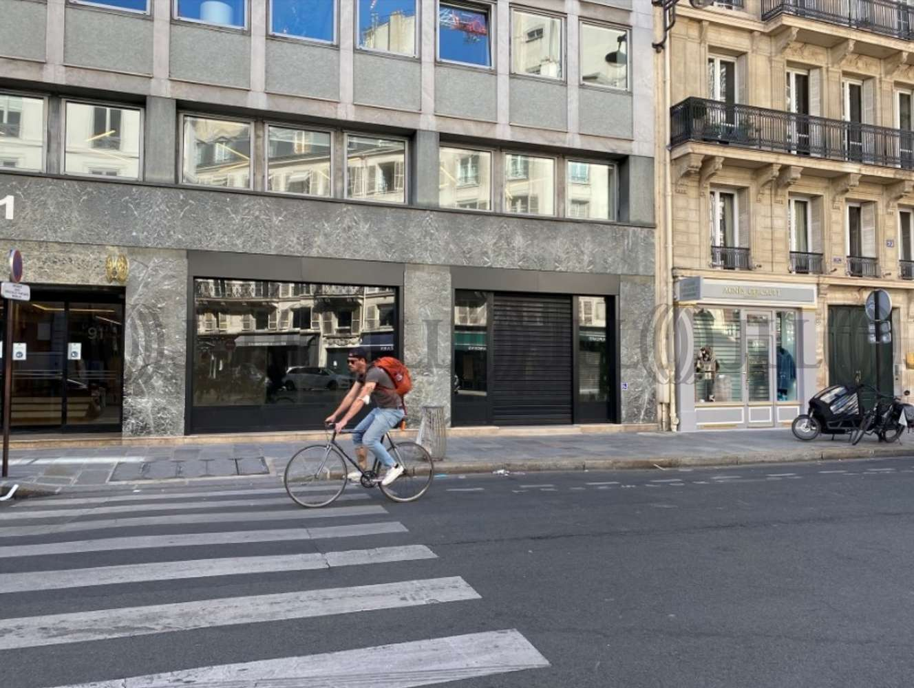 Commerces Paris, 75008 - EX. MILLEIS BANQUE