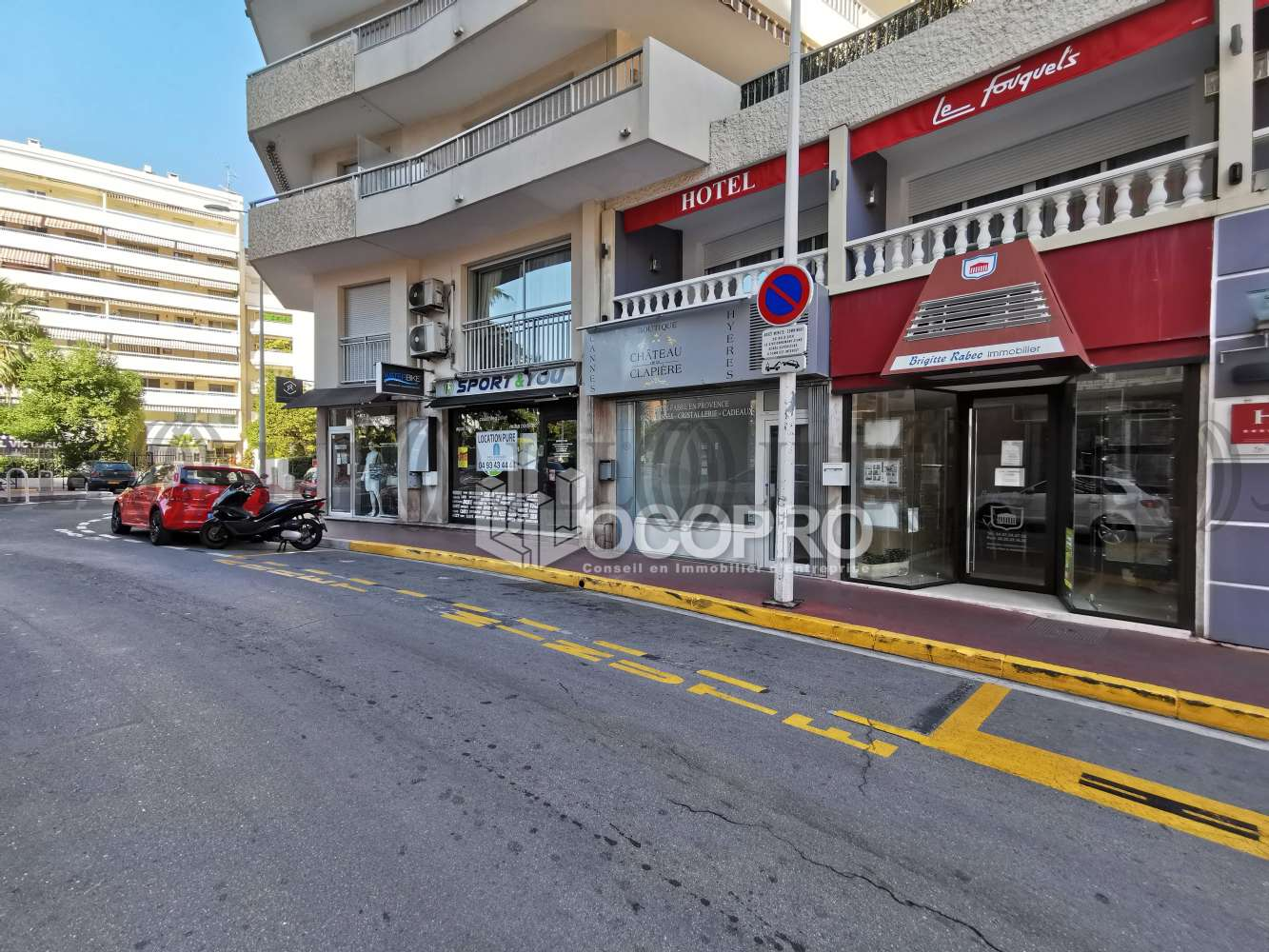 Commerces Cannes, 06400 - 2 ROND POINT DUBOYS D'ANGERS