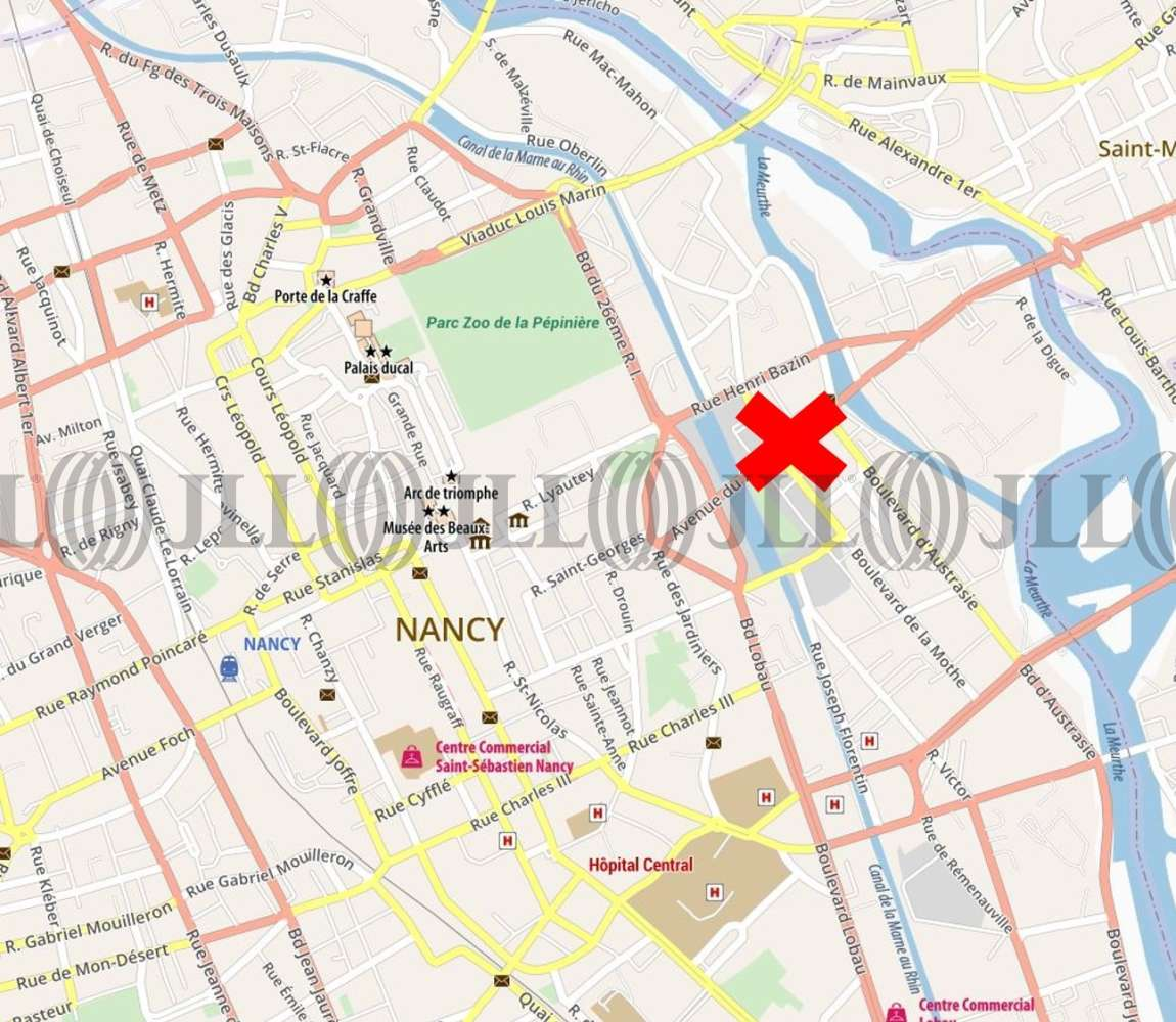 Commerces Nancy, 54000 - BOULEVARD DE LA MOTHE