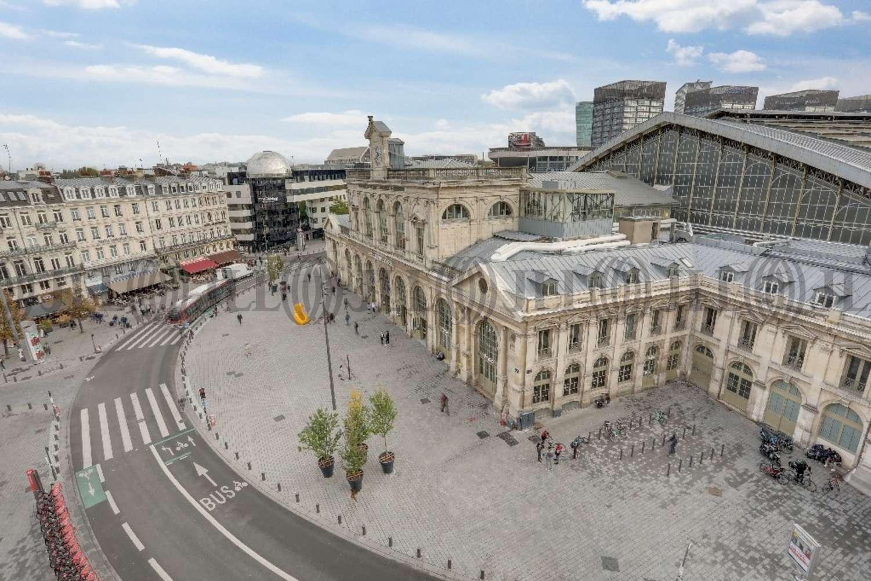 Bureaux Lille, 59800 - 28 PLACE DE LA GARE