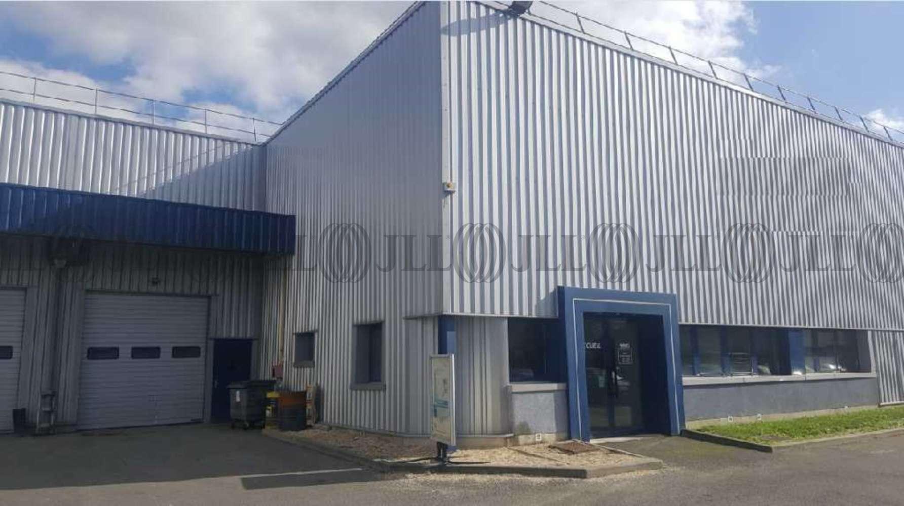 Activités/entrepôt Chilly mazarin, 91380 - 3 RUE AMPERE - 9474154