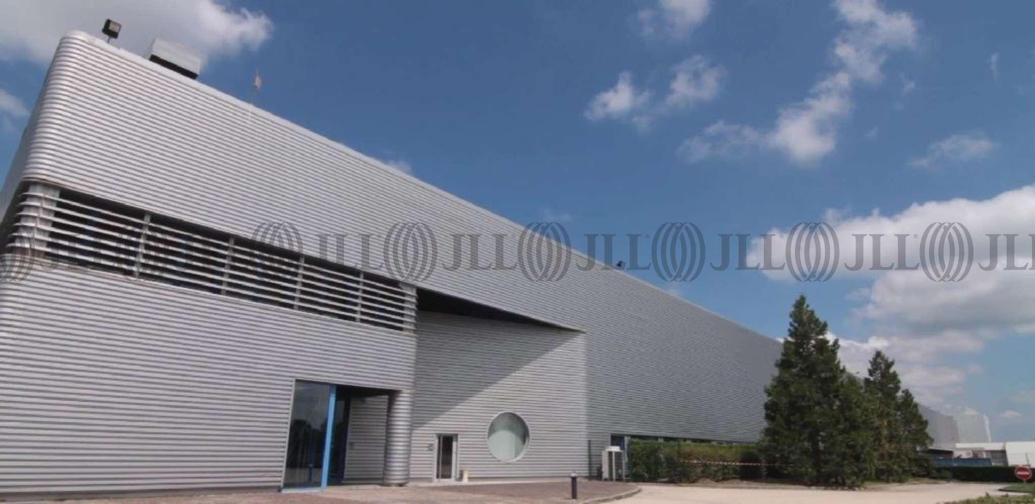 Plateformes logistiques Vaulx milieu, 38090 - A louer - entrepôt logistique Isère (38) - 9453677