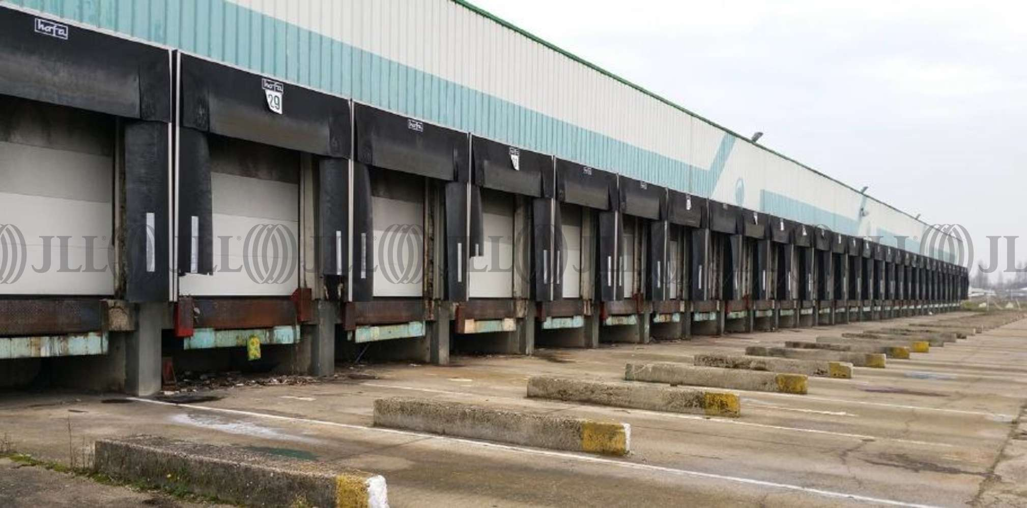 Plateformes logistiques Longvic, 21600 - Location bâtiment de messagerie - Dijon - 9508335