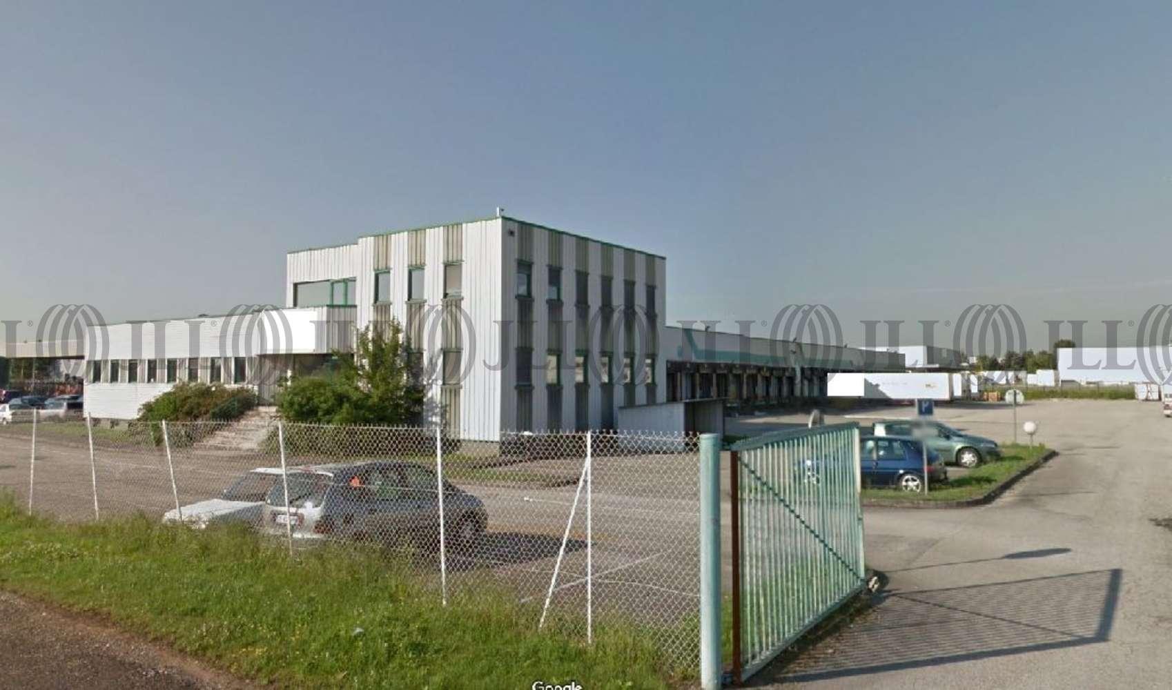 Plateformes logistiques Longvic, 21600 - Location bâtiment de messagerie - Dijon - 9509153