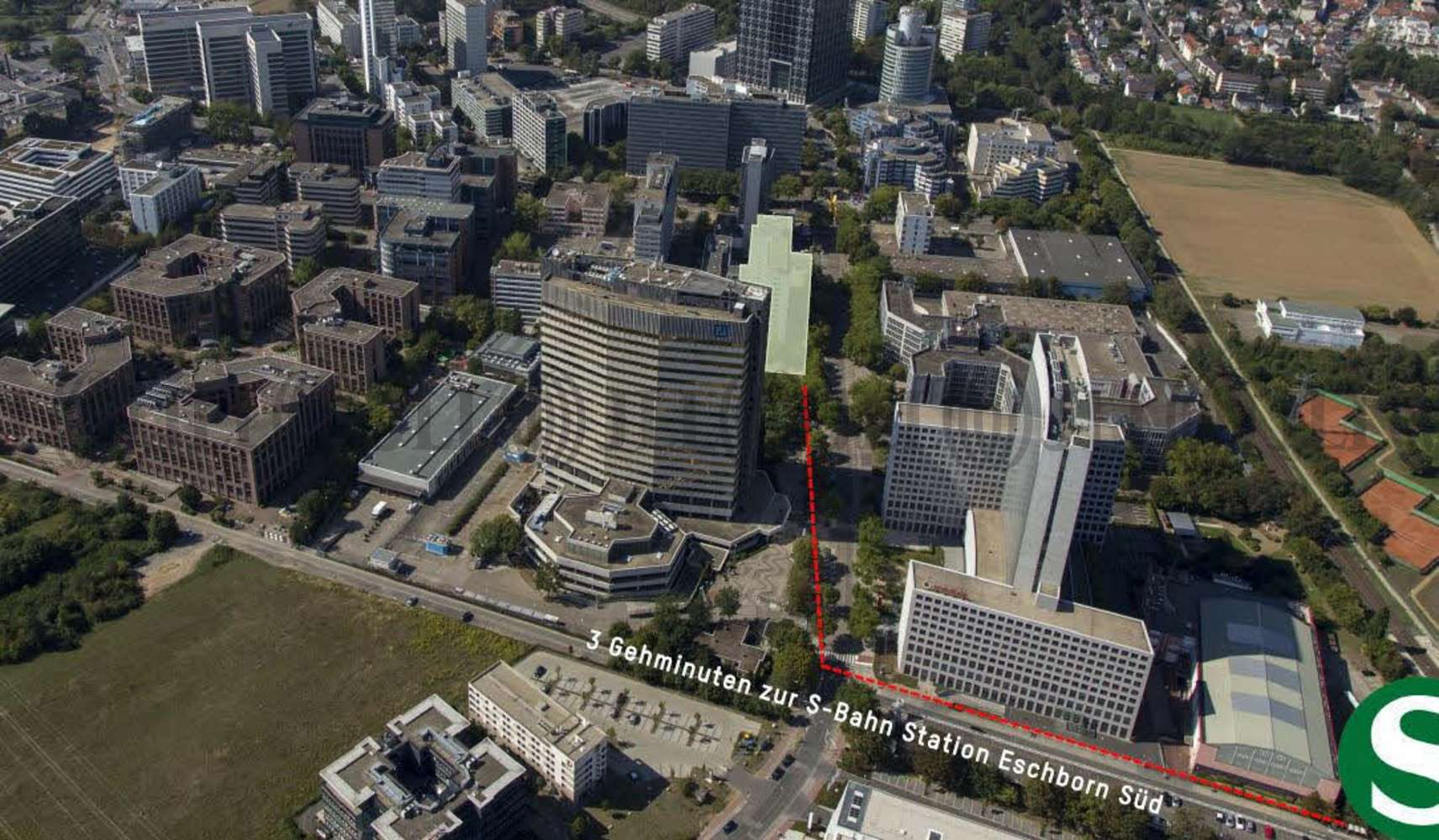 Büros Eschborn, 65760 - Büro - Eschborn - F2323 - 9510110