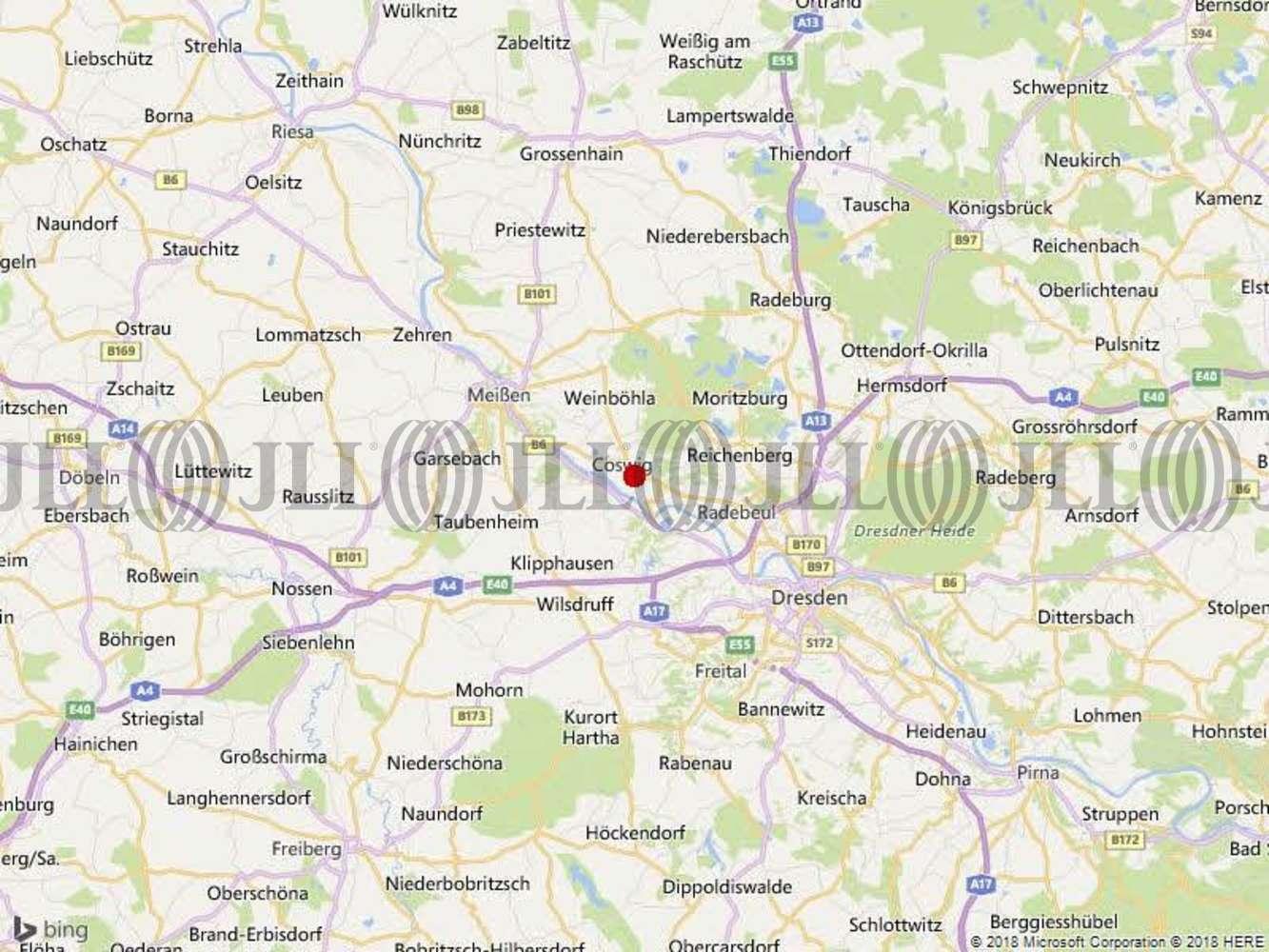 Hallen Coswig, 01640 - Halle - Coswig - B1387 - 9536130