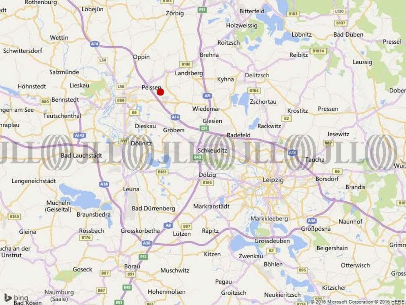Hallen Halle (saale), 06116 - Halle - Halle (Saale) - B1158 - 9544124
