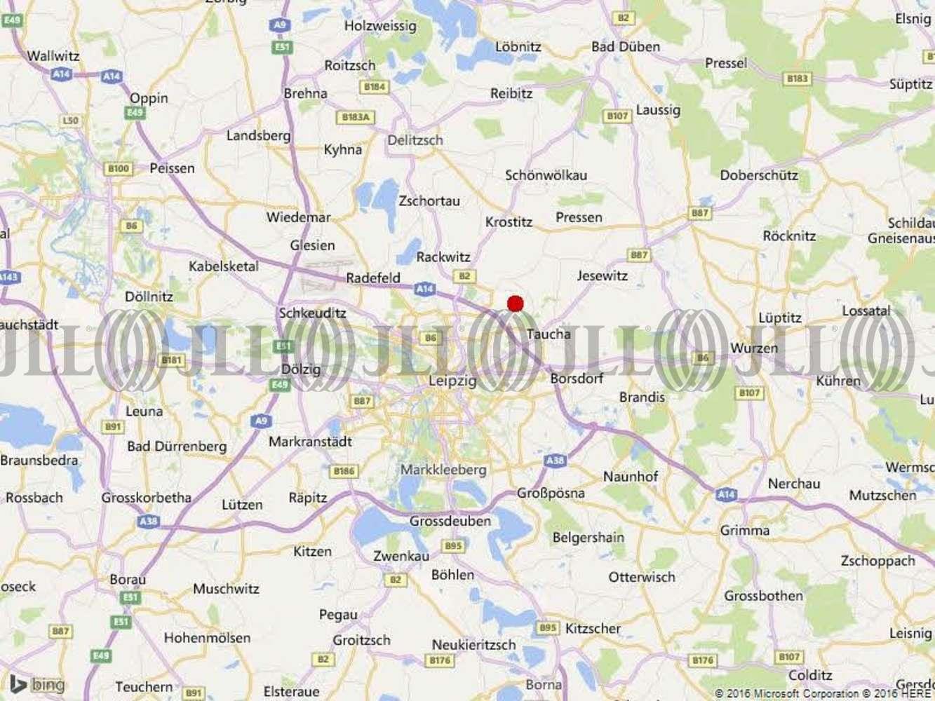 Hallen Leipzig, 04349 - Halle - Leipzig, Plaußig-Portitz - B1273 - 9544128