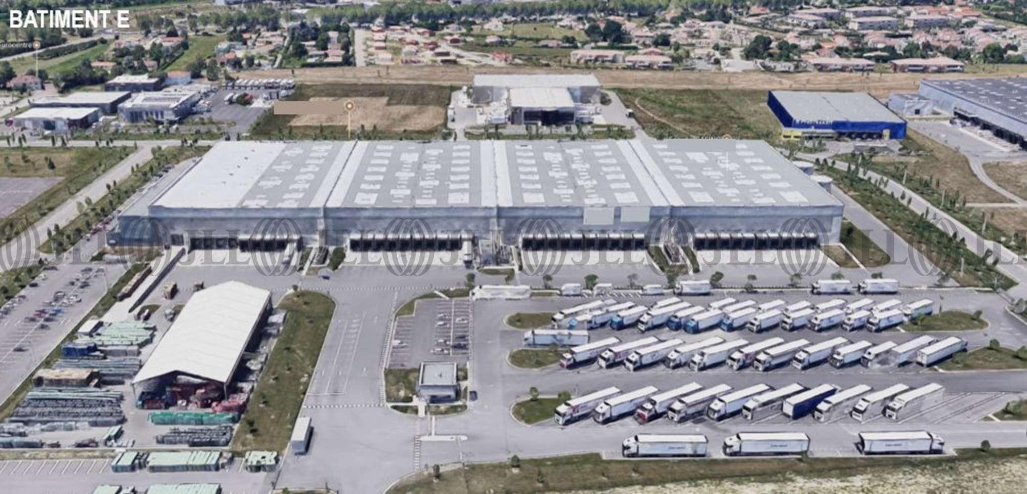 Plateformes logistiques Castelnau d estretefonds, 31620 - EUROCENTRE - 9647079