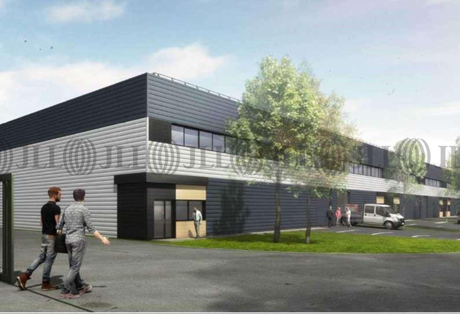 Activités/entrepôt Aulnay sous bois, 93600 -  RUE HENRI BECQUEREL - 9764853