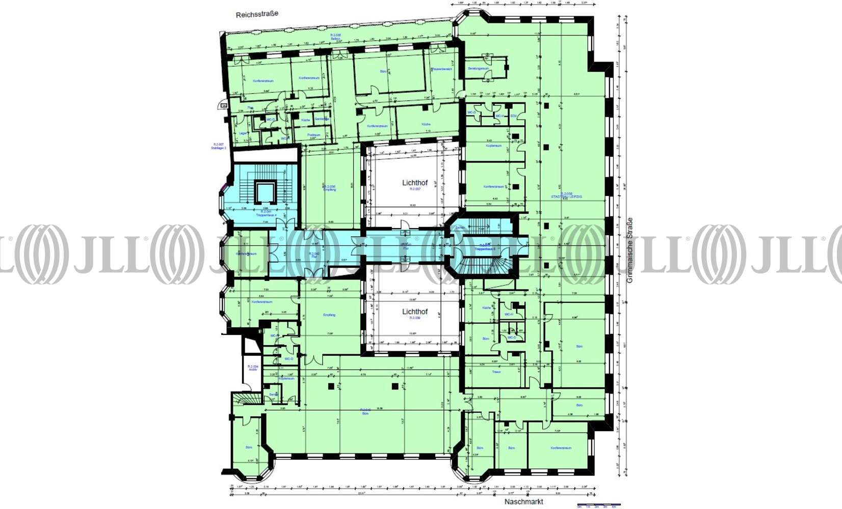 Büros Leipzig, 04109 - Büro - Leipzig, Zentrum - B1502 - 9785102